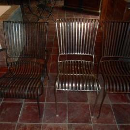 S-Chaise et fauteuil