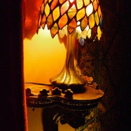 Pb-Lampe Tiffany
