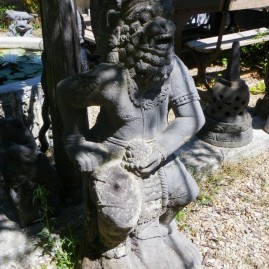 O- Statue Balinaise