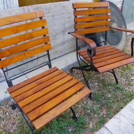 S- Chaise et fauteuil