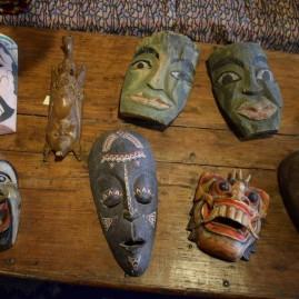O- Masques
