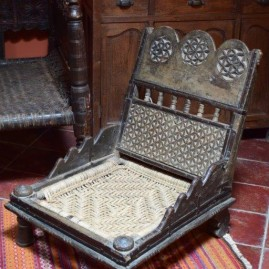 S- Chaise basse