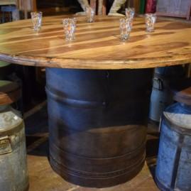 M- Table mange-debout
